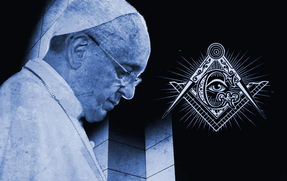 Why do the Freemasons Love Pope Francis? Part II - OnePeterFive