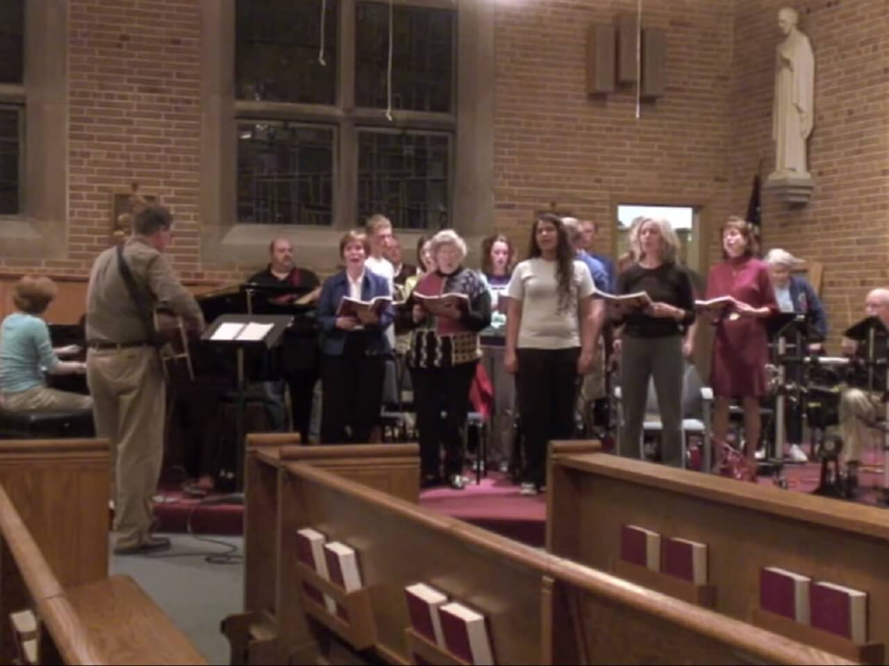 On Church Music: Sometimes I Miss the Anglican Hymns
