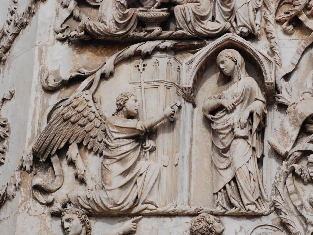 maria stone angel