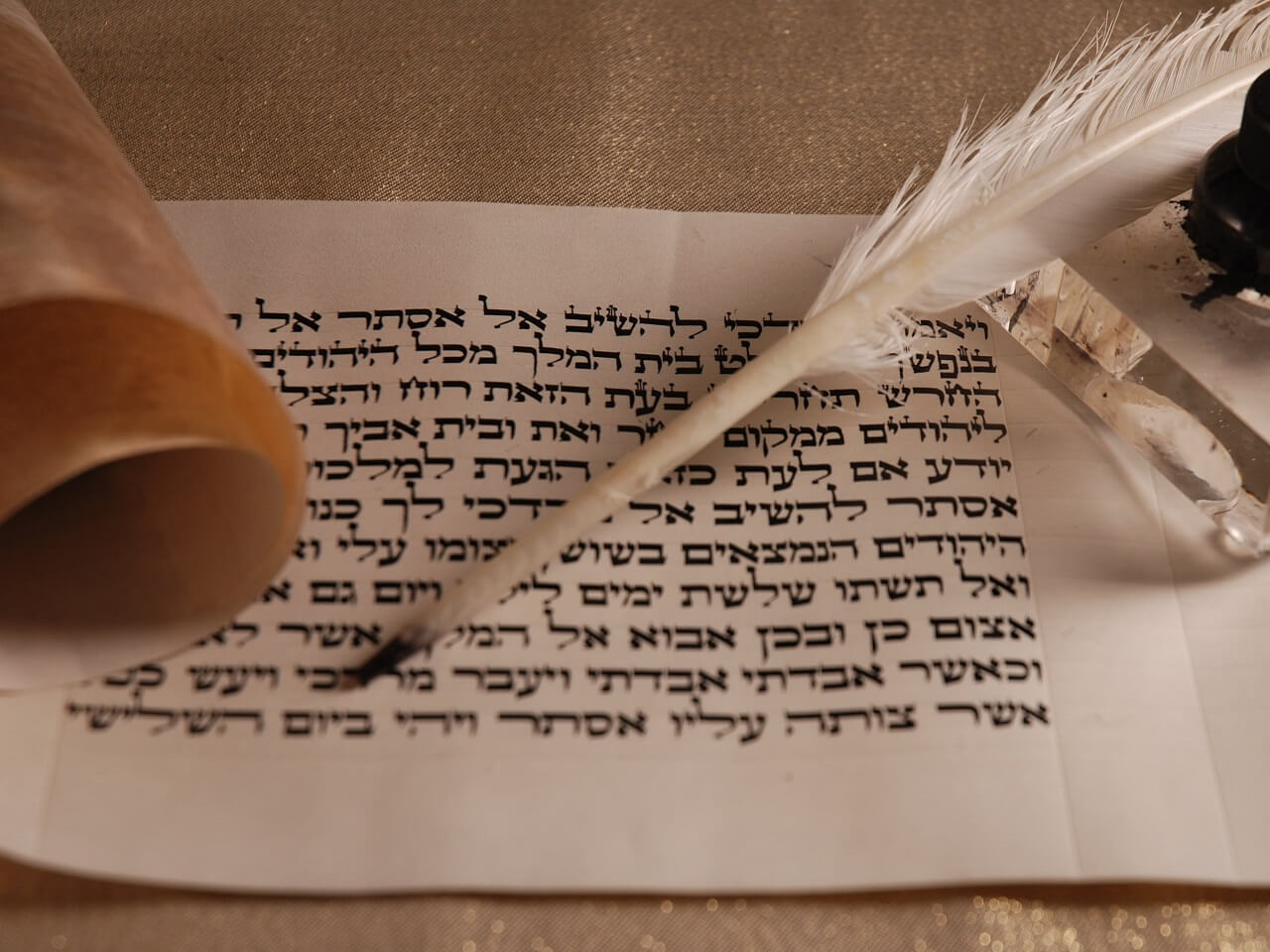 hebrew writing old covenant